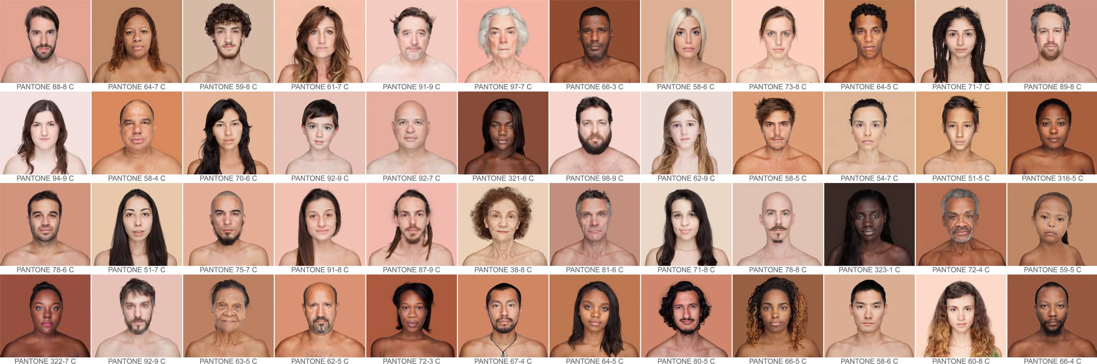 Images of different people