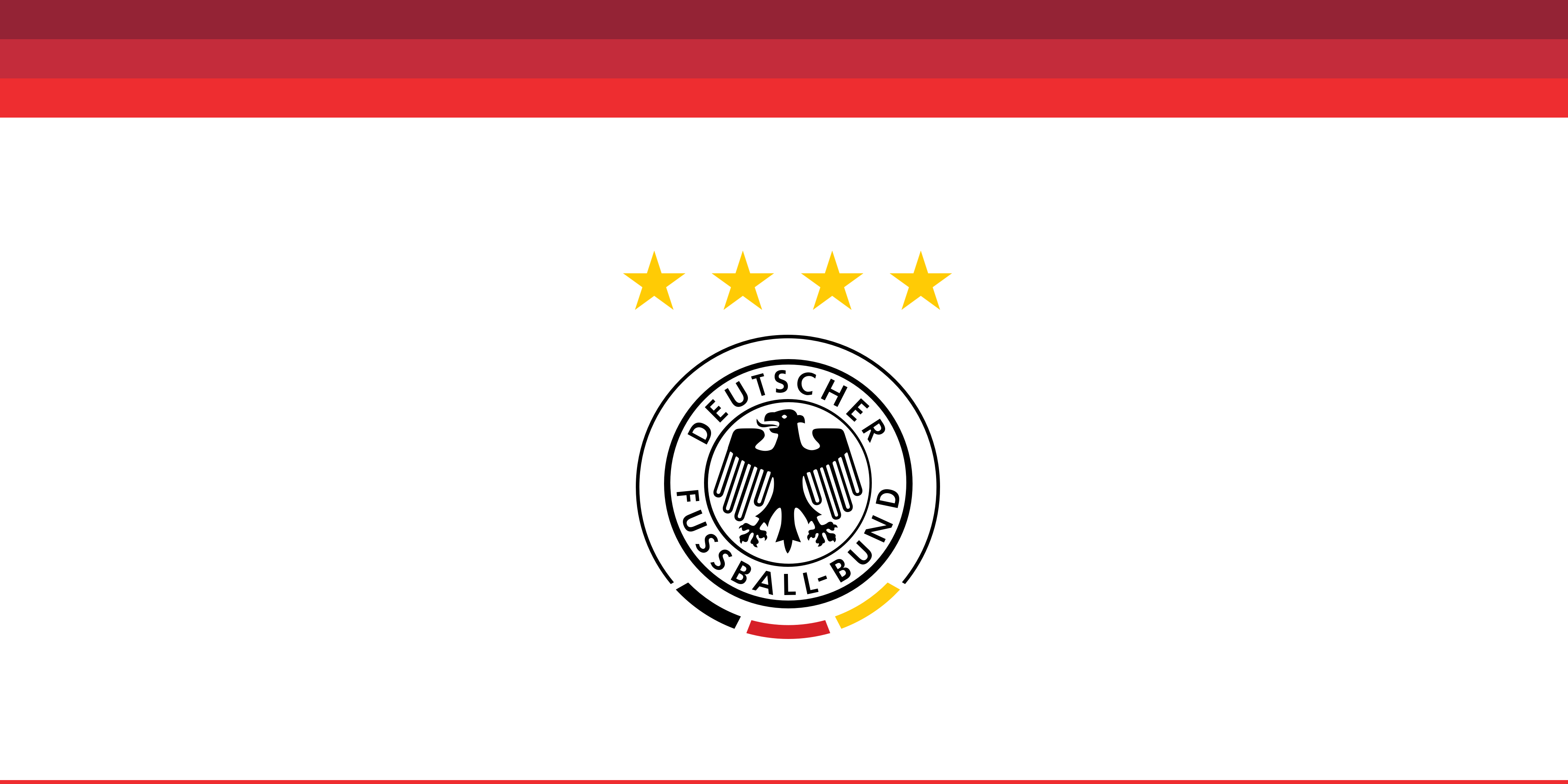Logo of the German soccer team